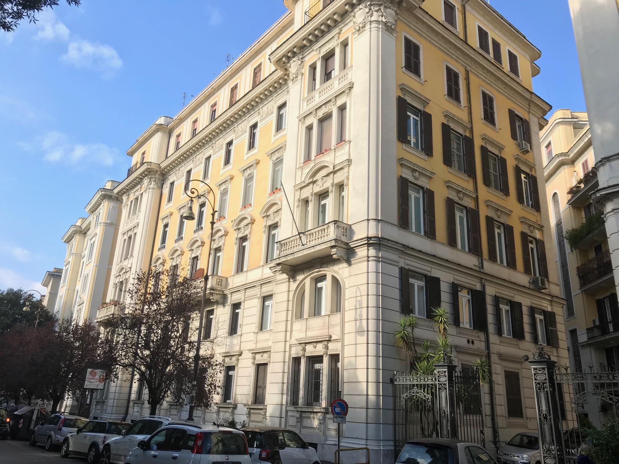 Ufficio prati hallberg real estate for Ufficio roma prati